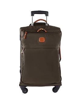 brics-x-travel-55cm-4-wheel-lightweight-cabin-case