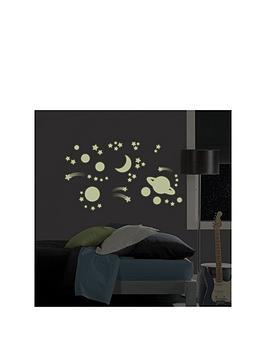 wallpops-reusable-glow-in-the-dark-planets-wall-art-sticker-set
