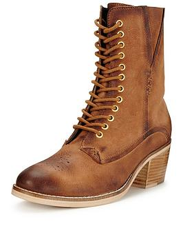 joe-browns-distressed-leather-lace-up-boots