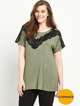 v-by-very-curve-lace-v-insert-t-shirt-khaki