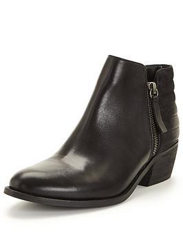 dune-petrienbspleather-side-zip-ankle-boot-black