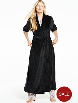 v-by-very-long-length-maxi-dressing-gown-with-belted-waistnbsp