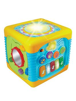 music-fun-activity-cube