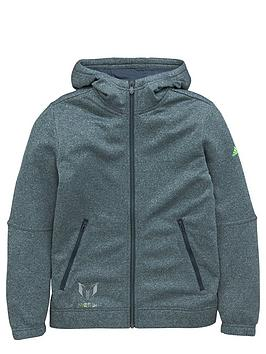 adidas-messi-junior-zip-hoodie