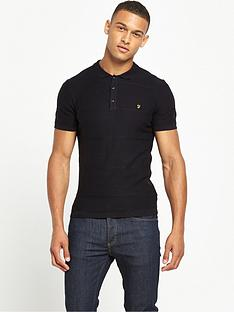farah-oxton-knitted-polo