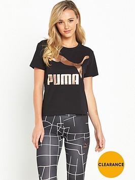 puma-archive-logo-tee