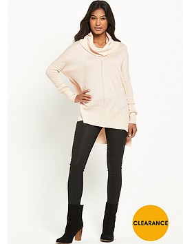 miss-selfridge-cowl-neck-lightweight-slouchy-jumper-cream