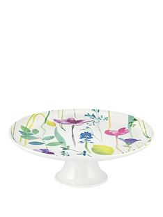 portmeirion-water-garden-mini-cake-stand-ndash-155cm-diameter