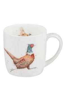 portmeirion-wrendale-wild-birds-set-of-4-mugs