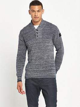 g-star-raw-dadin-shawl-collar-knit