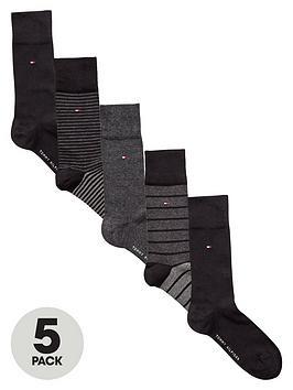 tommy-hilfiger-5pk-sock