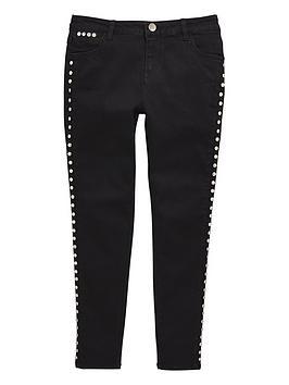 v-by-very-girls-black-studded-skinny-jeans