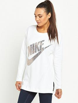 nike-metallic-red-bronze-lightweight-crew