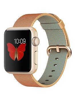apple-watch-38mm-gold-aluminium-case-with-gold-amp-red-woven-nylon