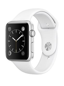 apple-watch-42mm-silver-aluminium-case-with-white-sport-band