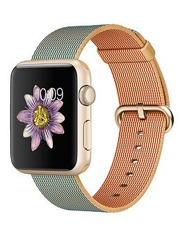 apple-watch-42mm-gold-aluminium-case-with-gold-amp-royal-blue-woven-nylon