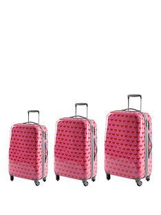 myleene-klass-heart-print-trolley-case-3-piece-set