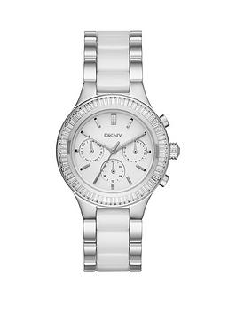 dkny-chambers-white-chronograph-dial-two-tone-ceramicnbspbracelet-ladies-watch