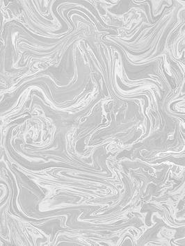 graham-brown-marbled-wallpaper-grey-white