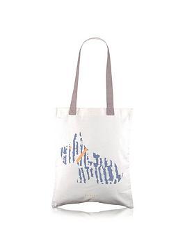 radley-dna-canvas-tote-bag