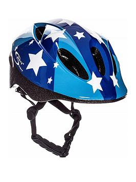 sport-direct-silver-stars-childrens-helmet-48-52cm