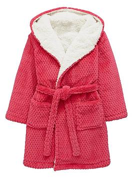 v-by-very-girls-grid-textured-robe