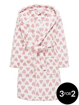 v-by-very-girls-heart-print-robe