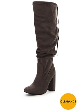 v-by-very-sophia-slouch-knee-high-boot-grey