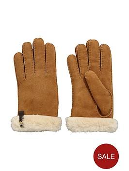 ugg-tenney-shearling-glove-chestnut