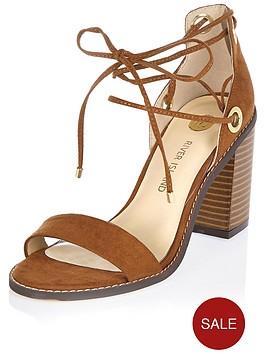 river-island-pellownbspupdate-tie-ankle-block-heel-sandalnbsp