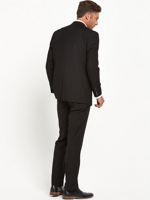 White Tuxedo Matching Pants Shirt In Desc Roblox - Madrid Jacket Black