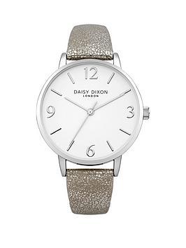 rosie-white-dial-silver-strap-ladies-watch