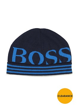 hugo-boss-boys-knitted-hat