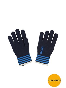 hugo-boss-boys-knitted-gloves