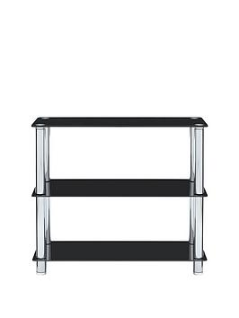 darcy-glass-and-chrome-3-tier-shelf
