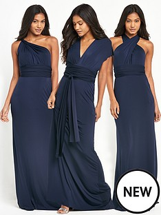 tfnc-felpanbspmultiwaynbspfishtail-maxi-dress
