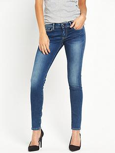 pepe-jeans-soho-mid-rise-skinny-jeansnbsp