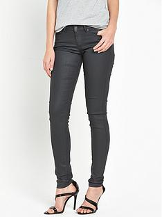 pepe-jeans-pepe-pixie-leather-touch-skinny-jean