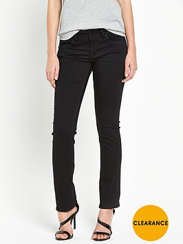 pepe-jeans-pepe-saturn-straight-leg-black