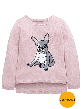 v-by-very-girls-knitted-french-bulldog-jumper