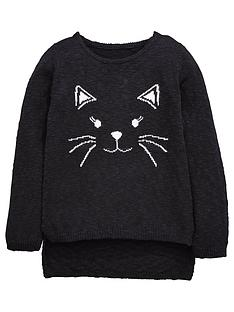 v-by-very-girls-cat-knitted-jumper