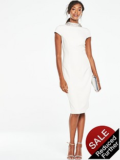 v-by-very-diamante-neck-bodycon-dress-ivory