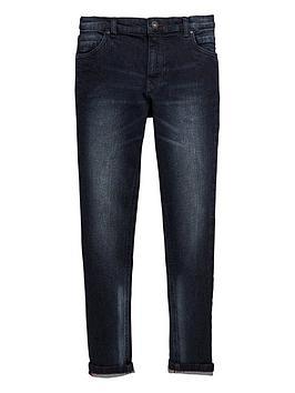 v-by-very-boys-distressed-black-wash-skinny-jeans
