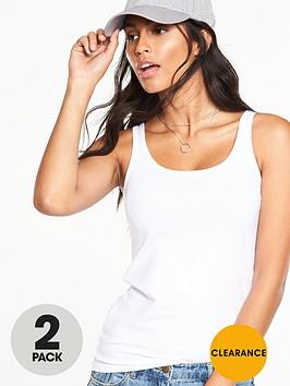 v-by-very-2-pack-cotton-stretch-vests