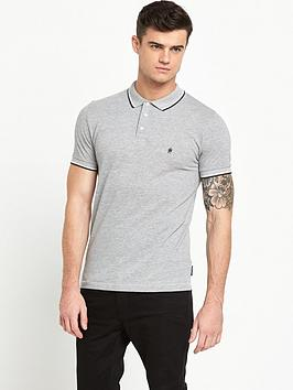 french-connection-tipped-pique-polo