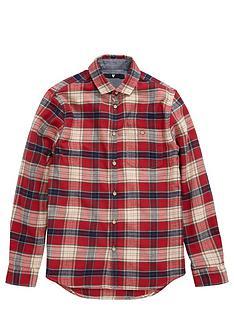 v-by-very-boys-chest-pocket-check-shirt