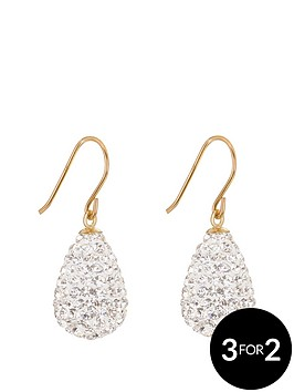 love-gold-9ctnbspyellow-gold-crystal-teardrop-bomb-earrings