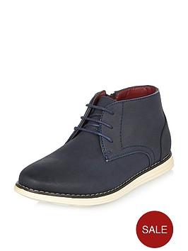 river-island-boys-navy-wedge-chukka-boots