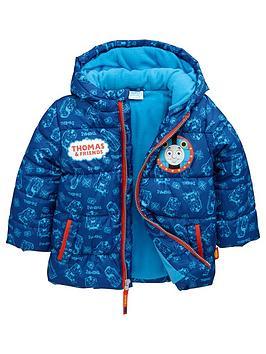 thomas-friends-boys-padded-jacket