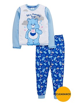 care-bears-girls-not-a-morning-bear-pyjamas